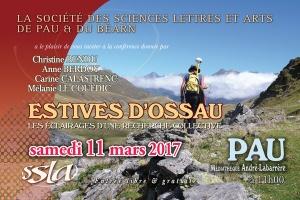 Conférence publique à l'auditorium de la médiathèque André Labarrère -